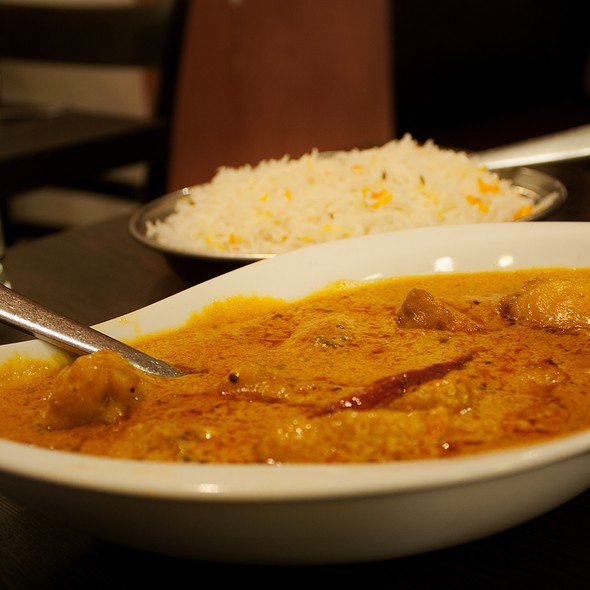 Goan Fish Curry @ Last Train To Bombay