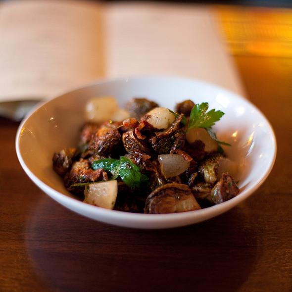 Fried Brussels Sprouts @ Zero Zero