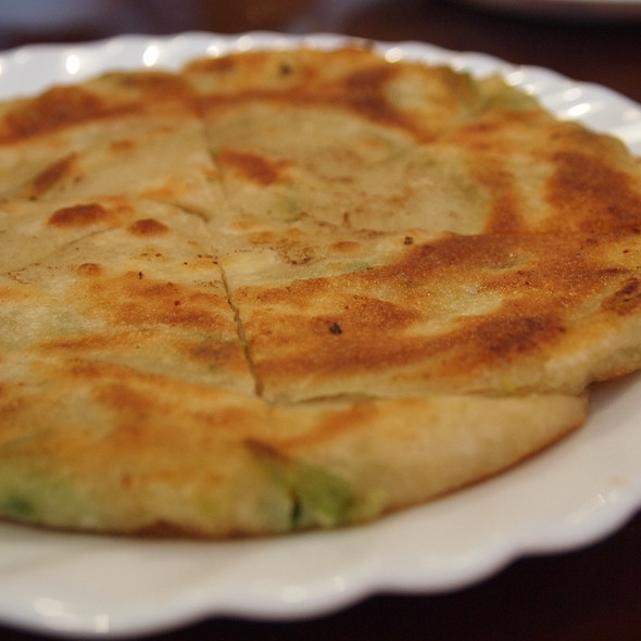 Green Onion Pancake @ Mother's Dumplings