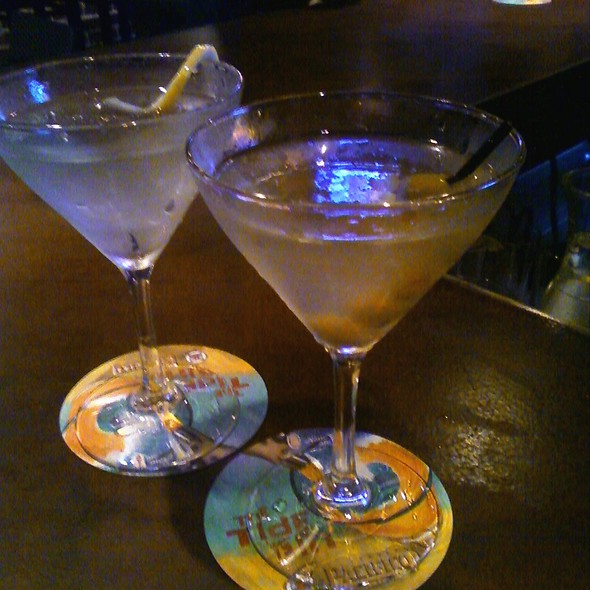 Gin Martinis @ Sena on Myrtle