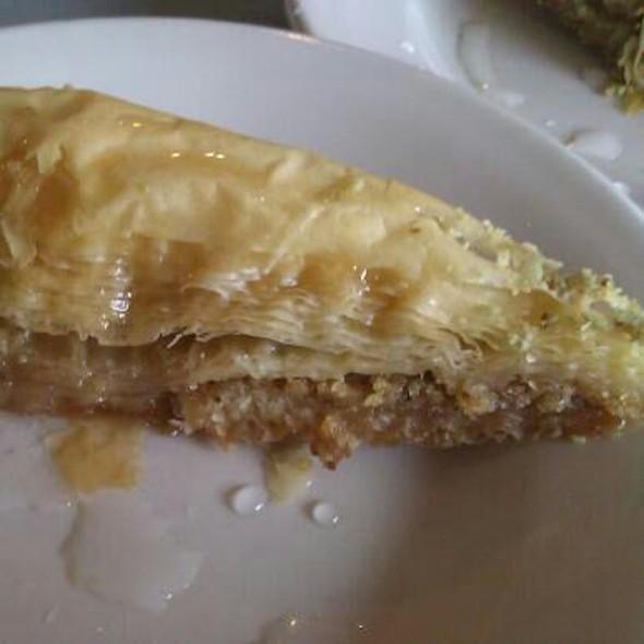 Baklava @ Pita House Restaurant