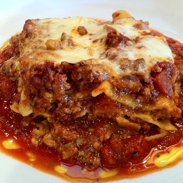 Lasagna Bolognese - Isabella's Italian Trattoria, Lynchburg, VA