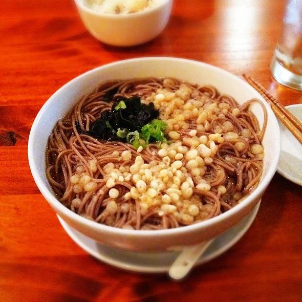 Soba Noodle Lunch Special - Taka Sushi, Atlanta, GA