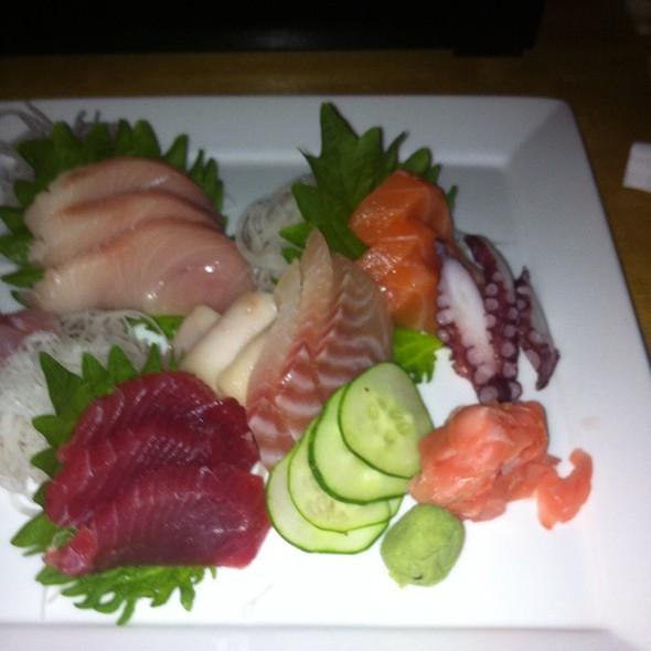 Omakase Sashimi @ Dai-Kichi