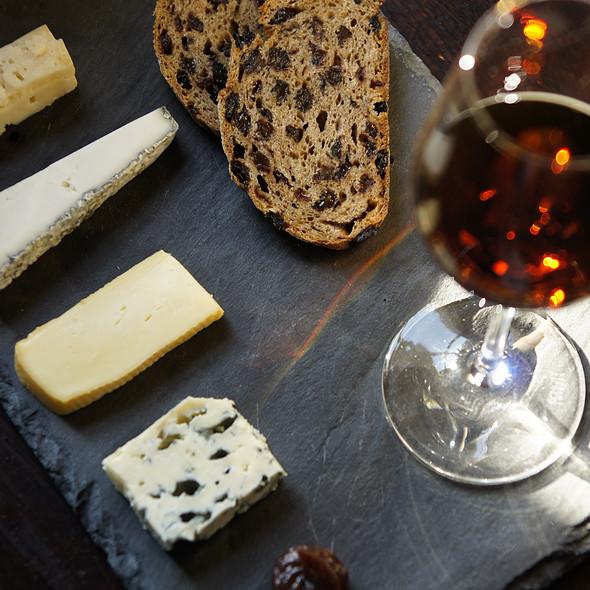 Cheese & Port @ Stadscafe De Waag