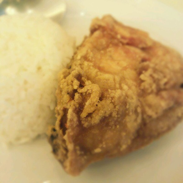 fried chicken @ Pancake House