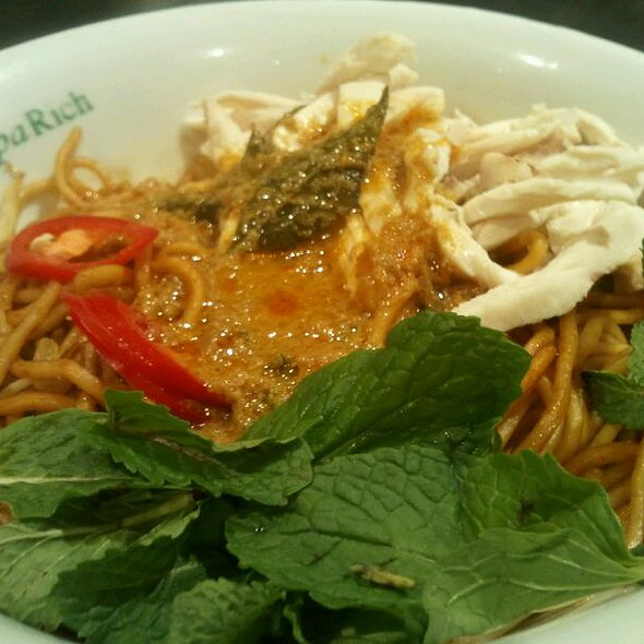 Dry Curry Mee @ PappaRich