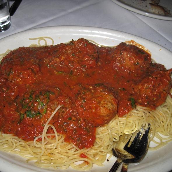 Pasta @ Carmine's Restaurant
