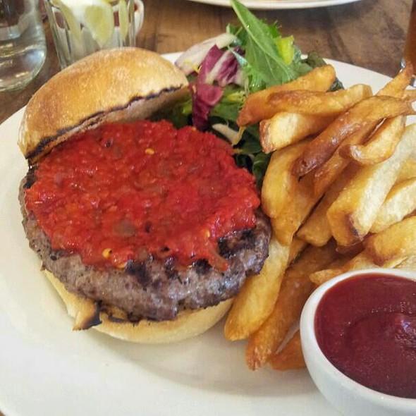 Lamb Burger - The Kitchen | Boulder, Boulder, CO