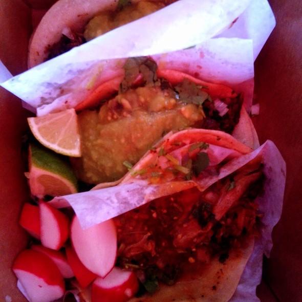 carne asada @ Chando's Taco