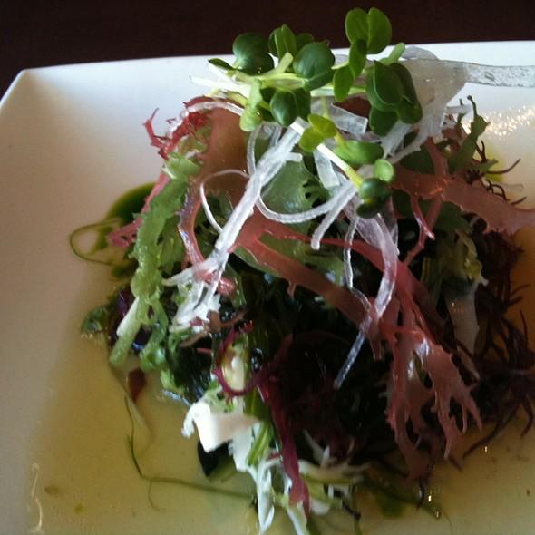 Seaweed salad @ Sushi Ran