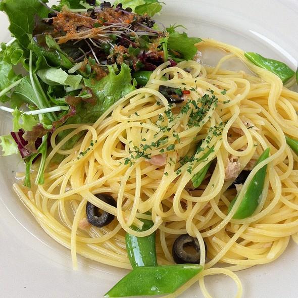 Pasta Lunch @ GREEN