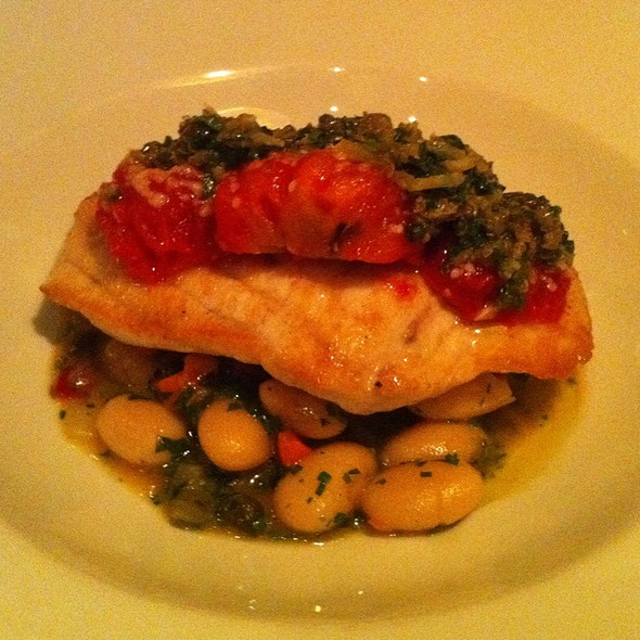 Passmore Ranch Sturgeon @ Ella Dining Room & Bar