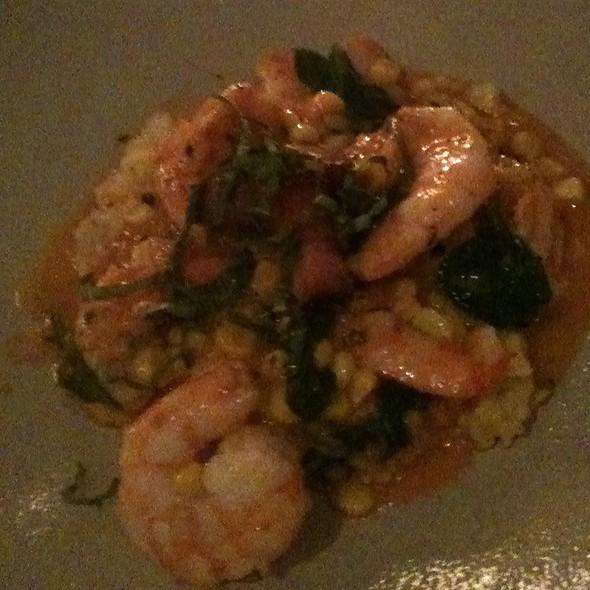 Shrimp and Grits - SpringHouse, Alexander City, AL