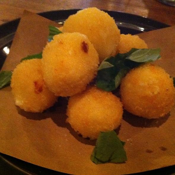 Fried Bocconcini Mozzarella