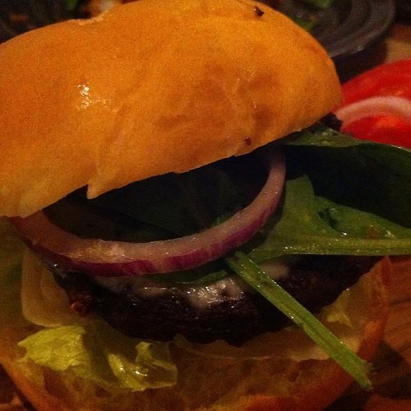 Manzo Beef Burger