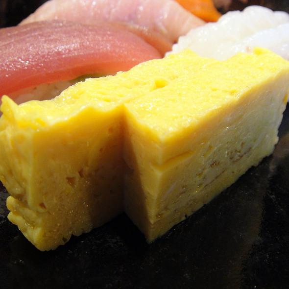 Tamago @ Ajisai Sushi Bar