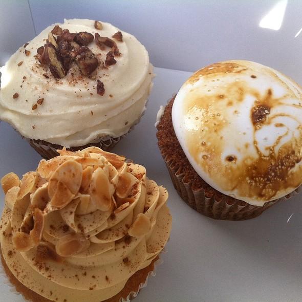 Cupcakes @ Fraiche