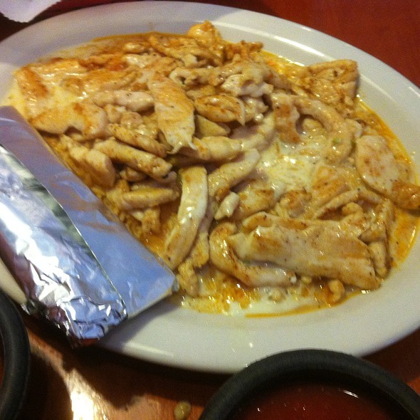 Cactus Jack's Mexican Restaurant Menu - N Little Rock, AR ...