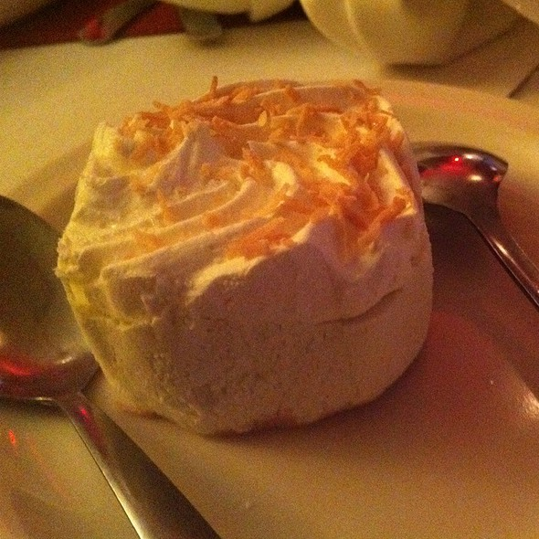 Key Lime Pie @ The Latin Corner