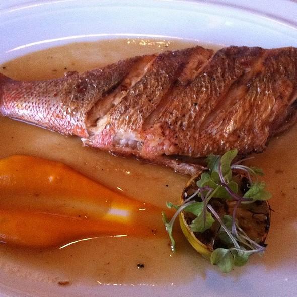 Whole Fish; Thai Style - Fish out of Water, Santa Rosa Beach, FL