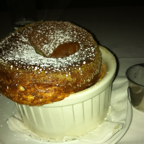 Vanilla Souffle With Grand Marnier  - Fish out of Water, Santa Rosa Beach, FL