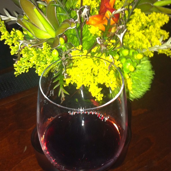 Nero D'Avola @ Sonoma Restaurant And Wine Bar