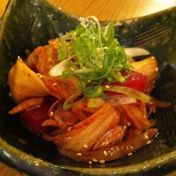 Kimchi Tuna @ Katsu-Hama