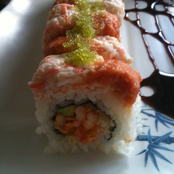House Roll @ Nijiya Restaurant