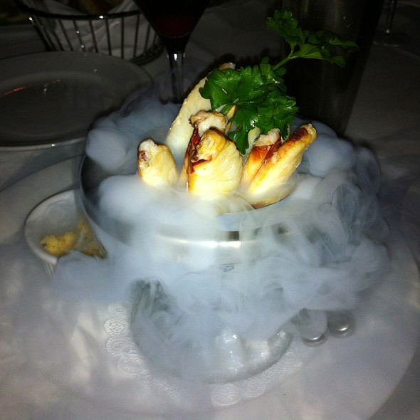 Dungeness Crab Cocktail - Mastro's Steakhouse - Chicago, Chicago, IL