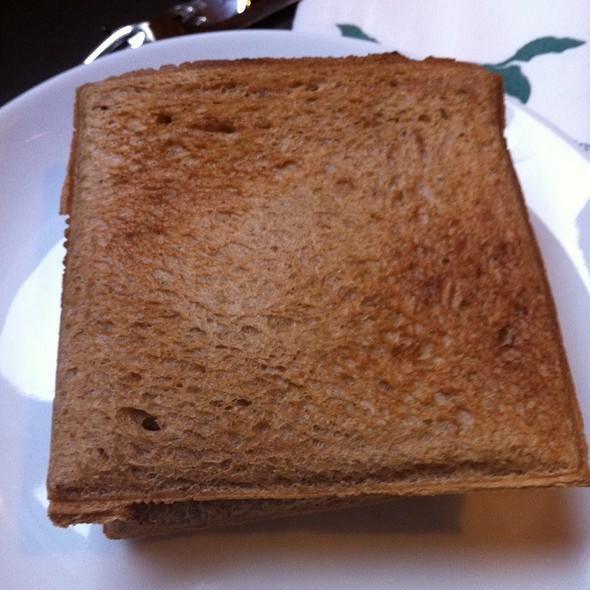 Kurutulmus Domates Ve Peynirli Sandvic