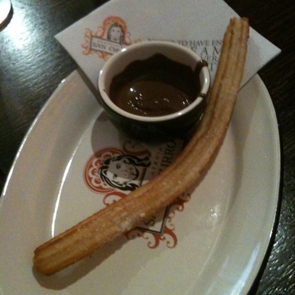 Churros @ Chocolateria San Churro