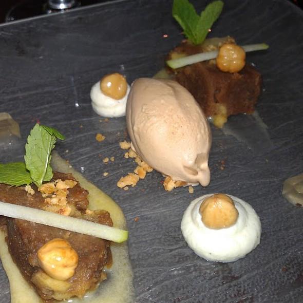 Desserts @ Restaurant Grønnegade