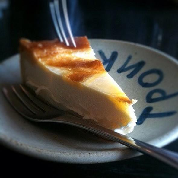 Russian Cheesecake @ トロイカ