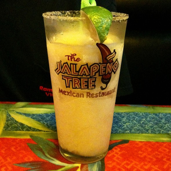 Margarita @ Jalapeno Tree Mexican Rstrnt