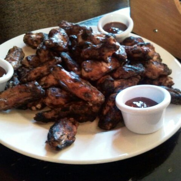 50 Chicken wings @ Kirkpatricks