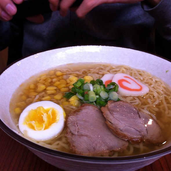 Shio Ramen @ Niwatei