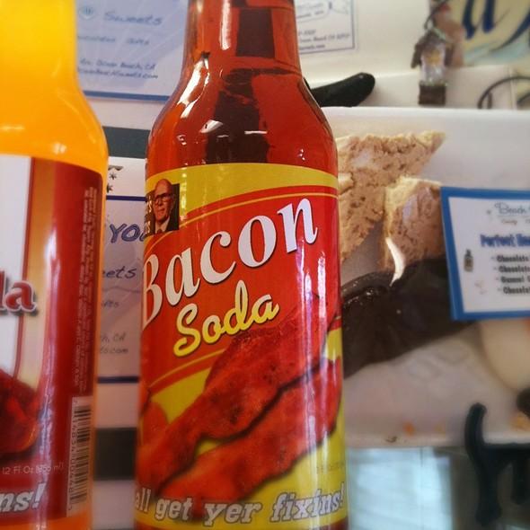 Bacon Soda @ Beach Sweets
