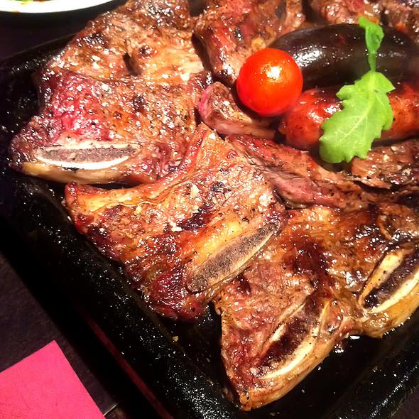 Beef Ribs @ Rofredo Risturante