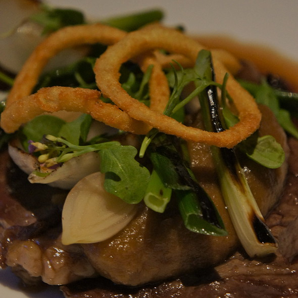 Ribeye Steak @ Kødbyens Fiskebar