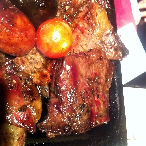 Skirt Steak @ Rofredo Risturante