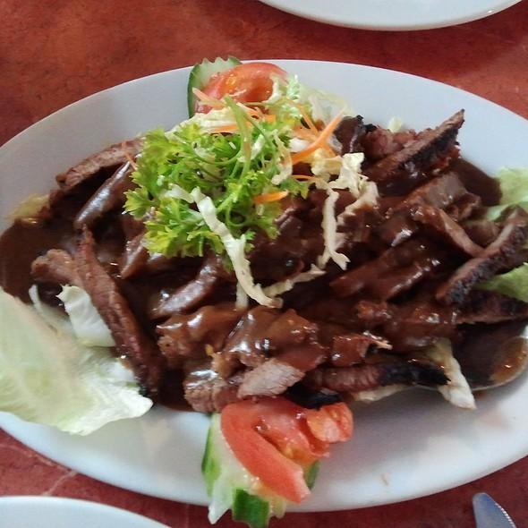 Beef inihaw @ Kawali Grill