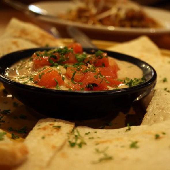 Tuscan Humus @ California Pizza Kitchen, Shangri-La