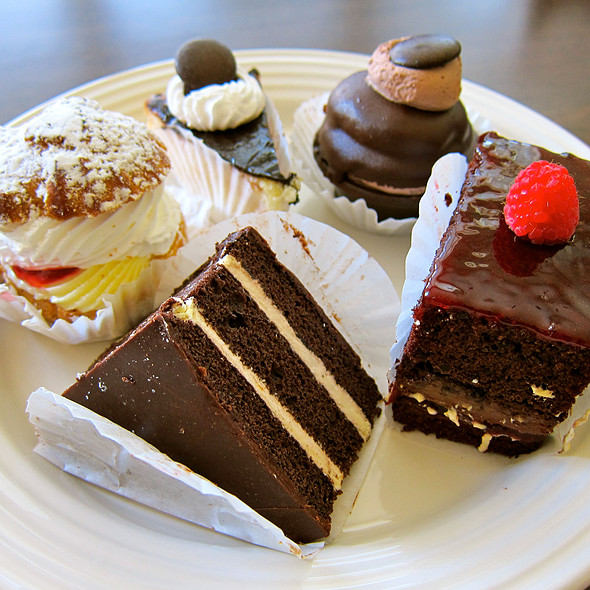 Assorted Pastries And Cakes @ Randazzo Pastry Shop & Bakery