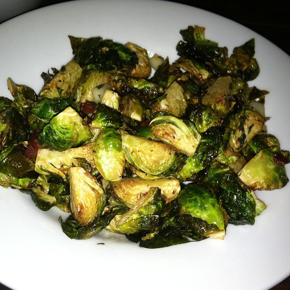 Brussel sprouts @ Edi & The Wolf