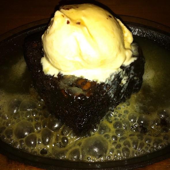 Mexican Chocolate Brownie @ Cantina Laredo @ Bridge Street