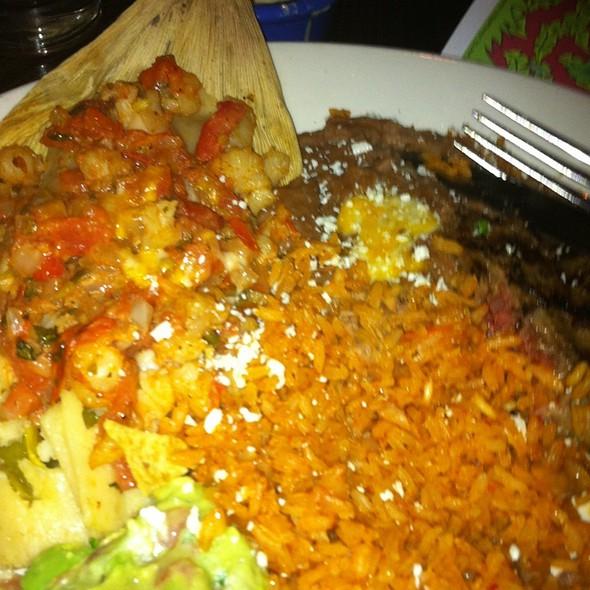 Plato De 4S @ Miguel's Cocina 4S Ranch