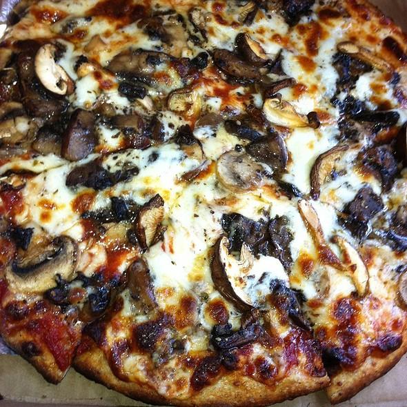 Wild Mushroom Pizza at Vito's Sicilian Pizzeria & Ristorante