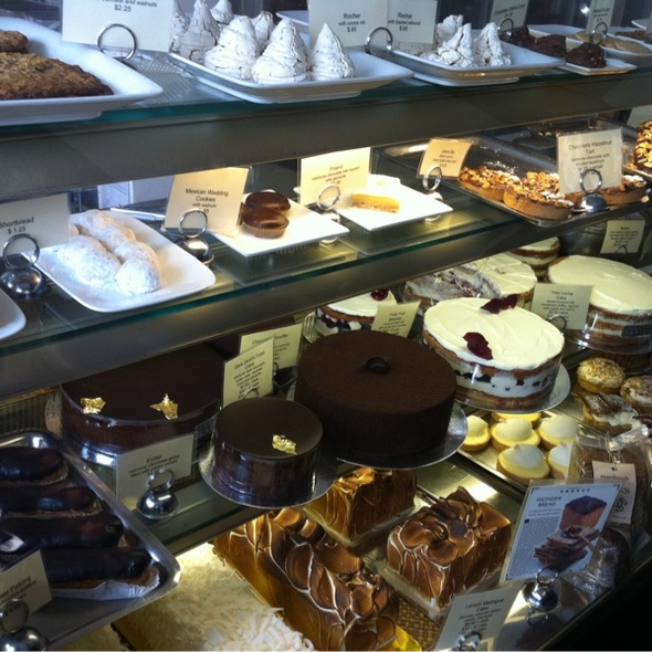 Tasty Deliciousness @ Tartine Bakery