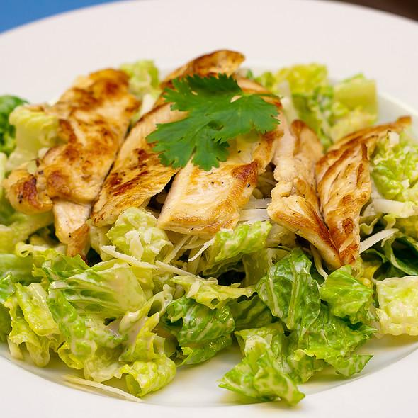 Ceasar Salad @ Casa Del Mar